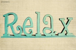 Relax and downtime